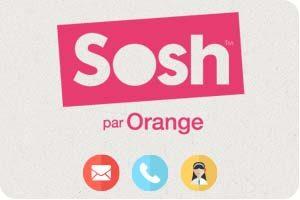 2580397d60c040 Contacter Service Client Sosh Orange par téléphone non surtaxé, Mail