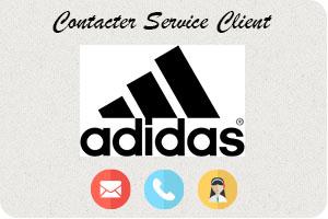 Contact Service Client Adidas ou son SAV par Téléphone et